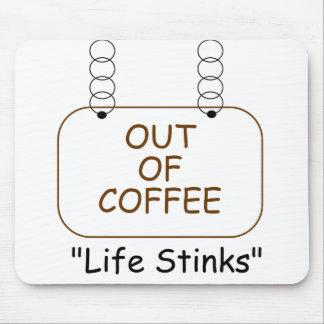 Modern Caffeine Mouse Pad