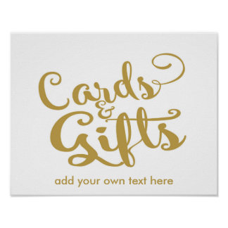Modern Calligraphy Cards and Gift Print