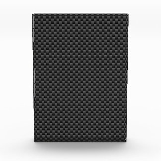 Modern Carbon Fiber Style Print Background Award