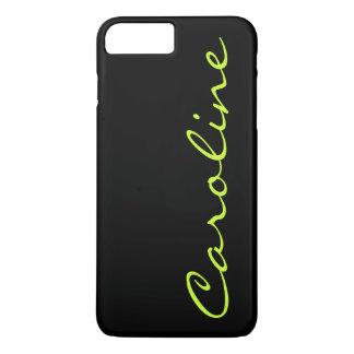 Modern Casual Monogram Personalized iPhone 7 Plus Case