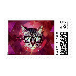 Modern Cat Stamps