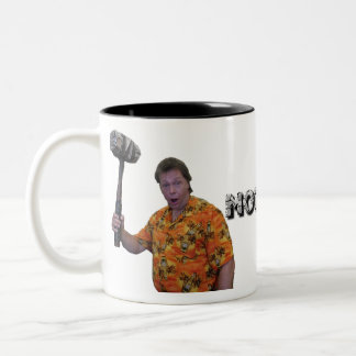 Modern Caveman Two-Tone Coffee Mug