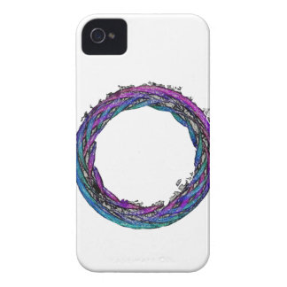 Modern Celtic Enso iPhone 4 Cover