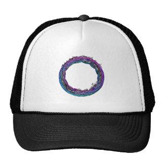 Modern Celtic Enso Trucker Hat