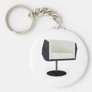 Modern Chair Keychain