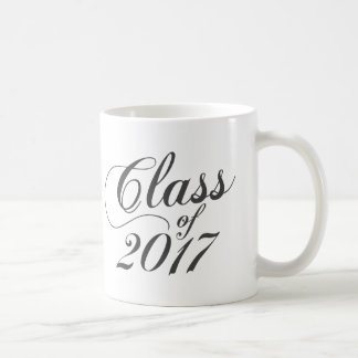Modern Charcoal | Graduation Coffee Mug