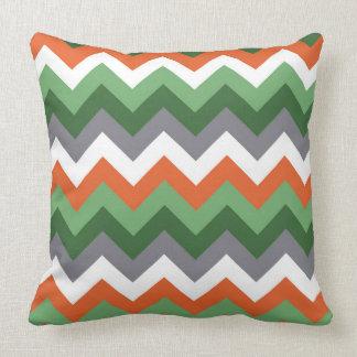 modern cheron pattern pillow