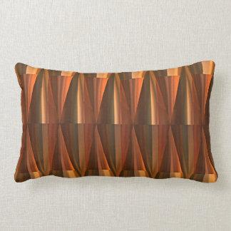 Modern Chic Retro 3D Abstract Cone Shape Pattern Lumbar Pillow