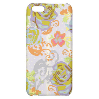Modern Chintz by Bari J. Case For iPhone 5C