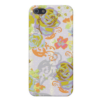 Modern Chintz by Bari J. Case For iPhone SE/5/5s