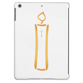 Modern Christian Candle Cover For iPad Air