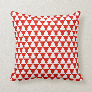 Modern Christmas Pillow : Modern Christmas Tree Pillows - Decorative & Throw Pillows Zazzle