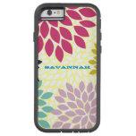 Modern Chrysanthemum Personalized iPhone 6 Case