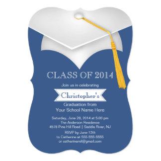 Modern Class of 2014 Graduation Party Invitation