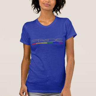 Modern Clean Design Pride and Rainbow Flag T Shirts