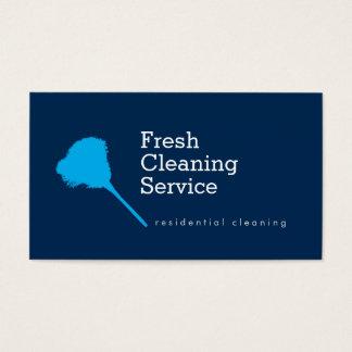 Modern Cleaning Service, Housekeeper II Business Card