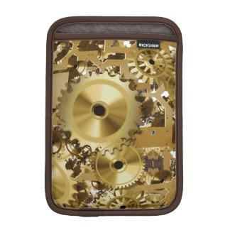 Modern Clock Engine iPad Mini Vertical Sleeve