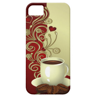 Modern Coffee Lover iPhone SE/5/5s Case