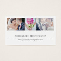 Modern Collage Business Card