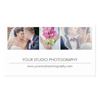 Modern Collage Business Card - Groupon Business Card