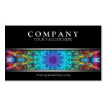Modern Colorful Mandala Business Card