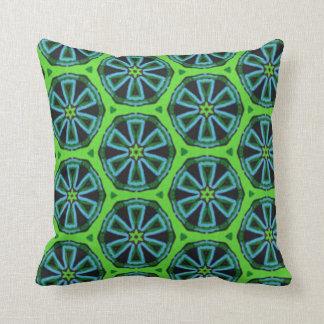 Modern colorful pattern pillow