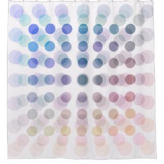 Modern Colors Design. Shower Curtain