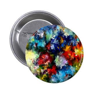Modern composition 03 pinback buttons