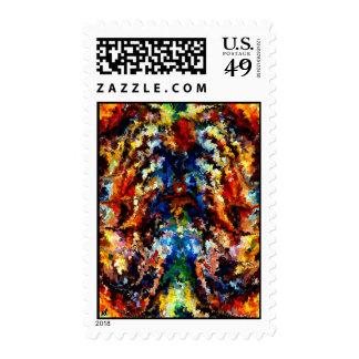 Modern composition 13 postage