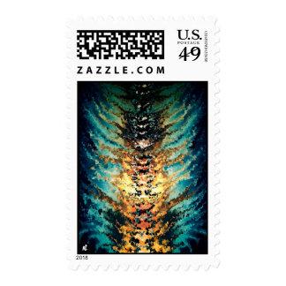 Modern composition 15 postage