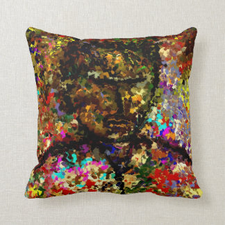 Modern composition 25 by rafi talby pillows