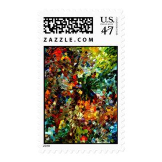 Modern composition 27 postage