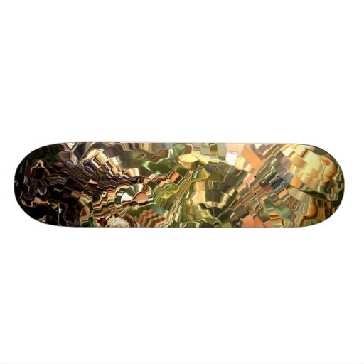 Modern composition 28 by rafi talby skate board