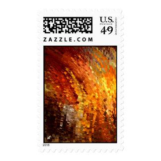 Modern composition 33 postage