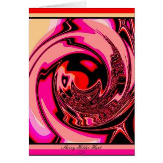 Modern Conch Card