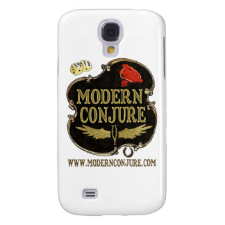Modern Conjure Logo #1 Galaxy S4 Cover