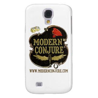 Modern Conjure Logo #1 Samsung Galaxy S4 Cases