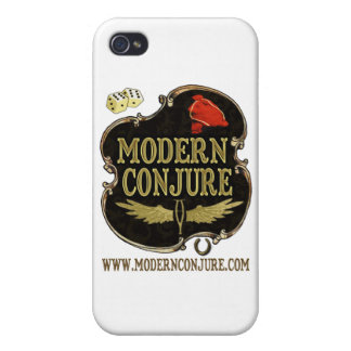 Modern Conjure Logo #1 iPhone 4 Cover