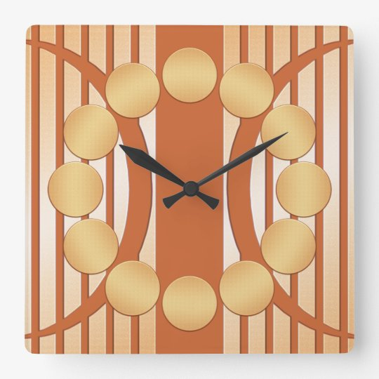 Modern Contemporary Wall Clock