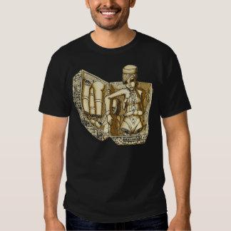 Modern Convenience Gold T-Shirt