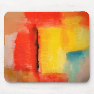 Modern Creative Abstract Art Mouse Pad