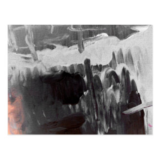 Modern Creative Abstract Postcard
