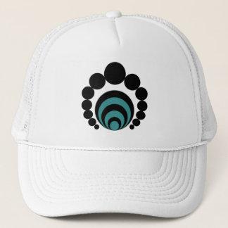 Modern Crop Circles Trucker Hat