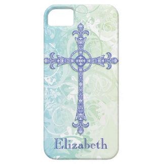 Modern Cross Iphone 5 Cover