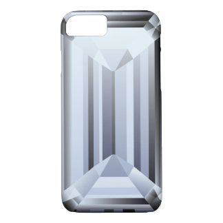Modern Crystal Pattern iPhone 7 Case