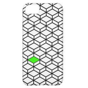 Modern Cube Illusion iPhone 5C Case