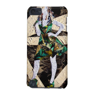 Modern Cubism Doll by Artist Holly Anderson iPod Touch (5th Generation) Case