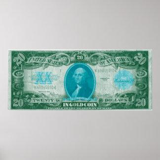 Modern Currency V Poster