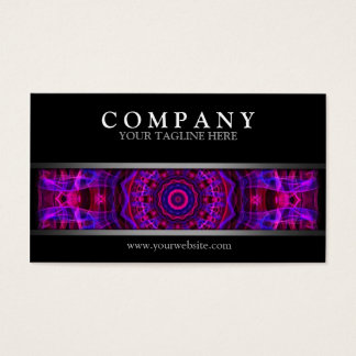 Modern Current Electric Business Card