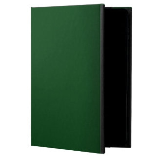 Modern Customizable Forest Green Powis iPad Air 2 Case